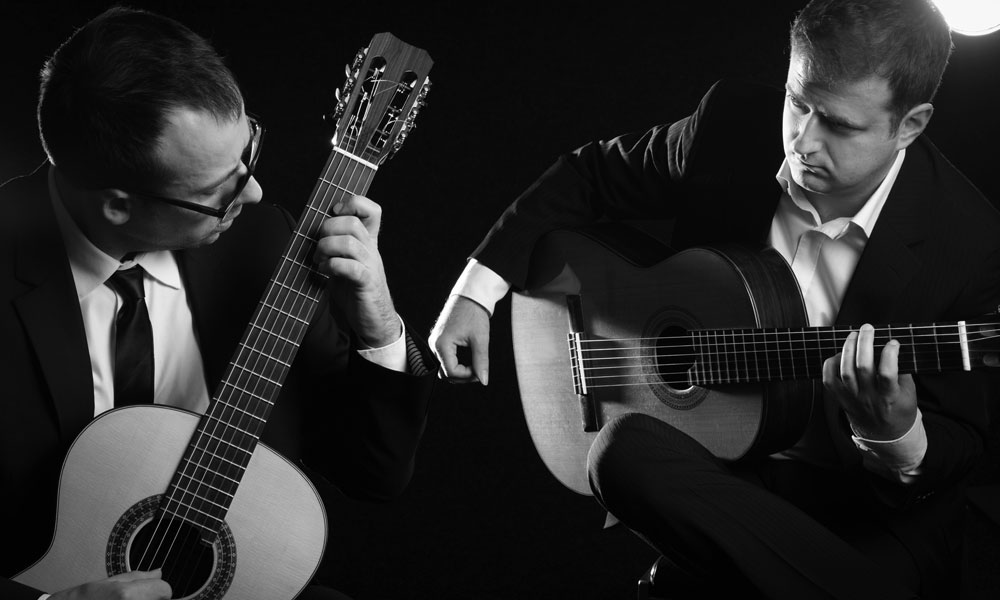 Image result for classical guitar duo
